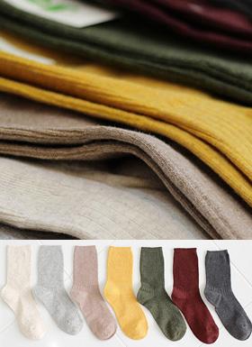 Color Goliath Socks (7color)