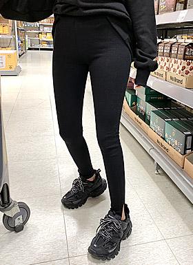 Leggings (Black / Ivory)
